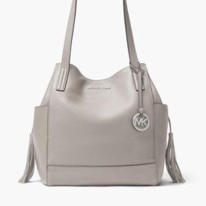 e3c193e38349 Michael Kors · Michael Kors Ashbury Large Leather Shoulder Bag